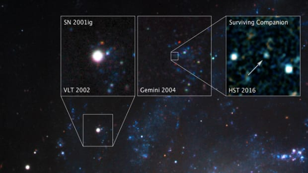 New images f Hubble
