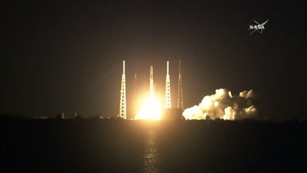 nasa spacex 15th mission