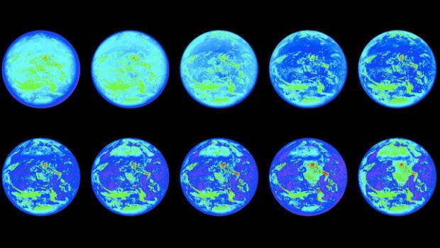 nasa earth lab main