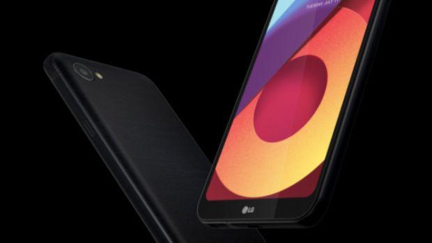 LG Q6 Astro Black