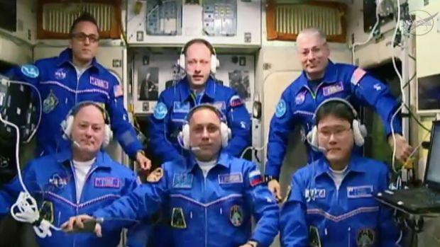 NASA 6 mb team